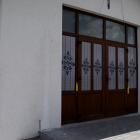 Usa Intrare capela Tarnova
