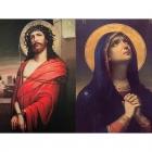 Tanguirea lui Iisus si Tanguirea Maicii Domnului