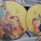Sf Ev Luca si Marcu