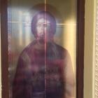 Print autocolant vitralii aplicate pe geam