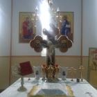 Icoane Maica Domnului si Iisus Hrustor Pantocrator