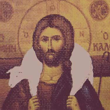 Pastorul cel bun - material cancas