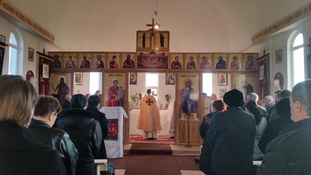 Biserica Greco-Catolica Bucerdea Granoasa