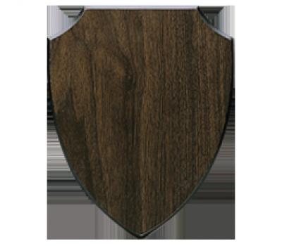 Plachete lemn triunghi