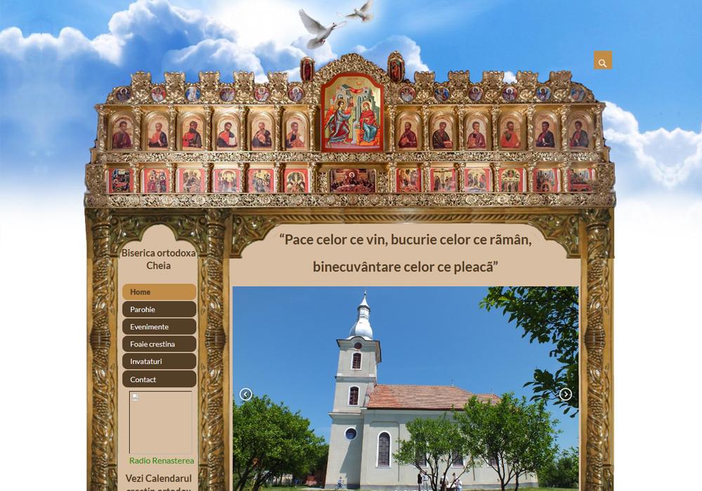 Parohia ortodoxa, Cheia