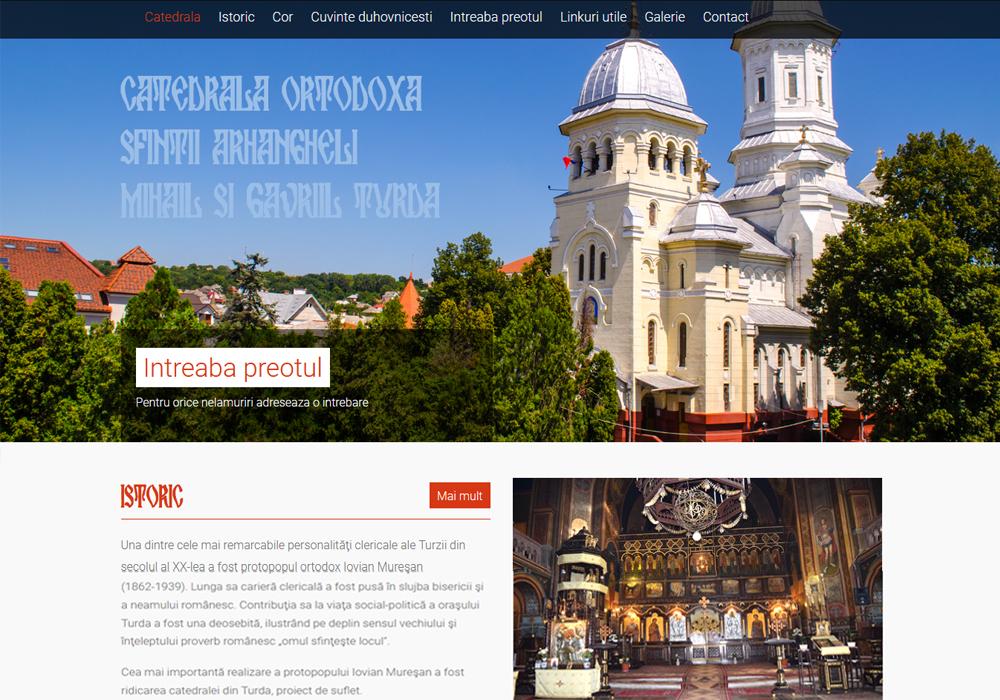 Catedrala Ortodoxa Sf Arhangheli Mihail si Gavriil Turda
