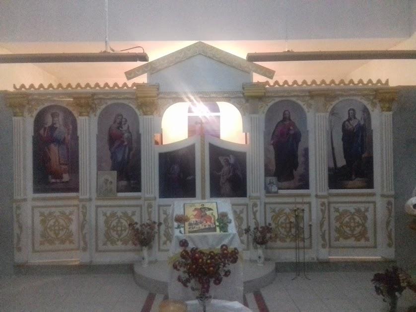 Iconostas biserica Ineu, Jud Arad
