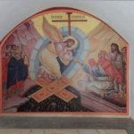 Arcada acoperita cu Invierea Domnului