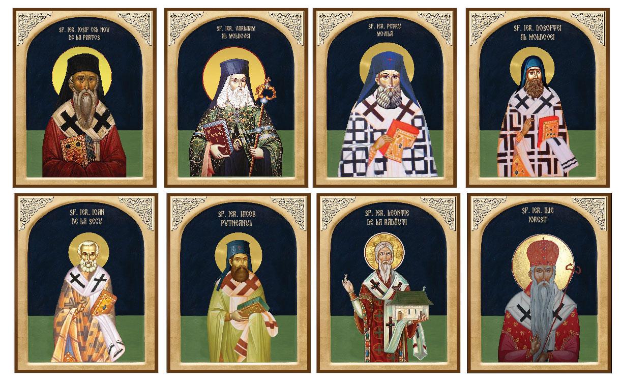 Sf Ierarhi Elvetia