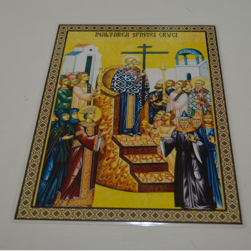 Icoane sfinti si praznice pentru biserica pe carton